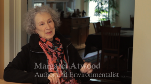 Margaret Atwood wide