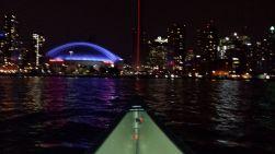 cn tower canoe