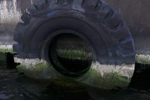 Bumper Tire, Toronto Harbour