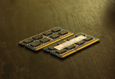RAM on Table