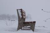 Bench, Lac des Deux Montagnes