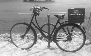 Maeve's bike TO streets